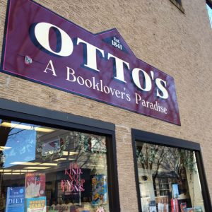 Book Signing—Otto's Bookstore, Wmspt., Pa. 12/28/13