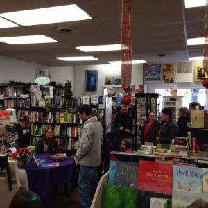 Book Signing—Otto's in Wmspt., Pa.