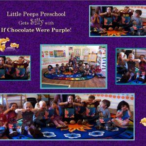 Little Peeps preschoolers get silly!